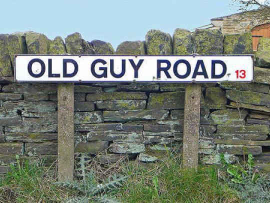 street names funny