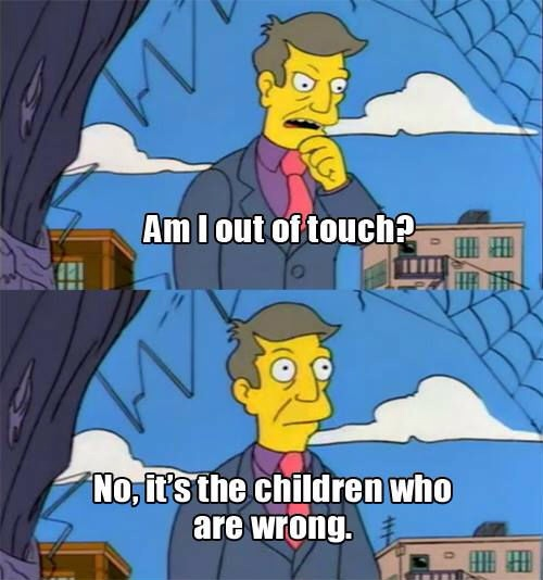 43 Hilarious Simpsons Quotes In Screenshot Form
