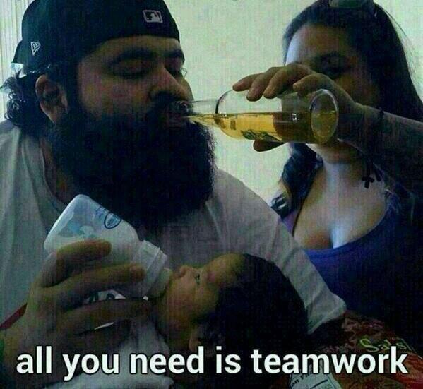 teamwork-funny