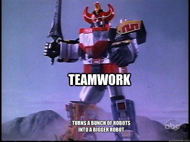 teamwork-voltron