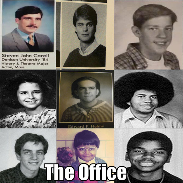 the-office-cast-yearbook