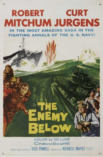 the enemy below poster 20120103 2030880303