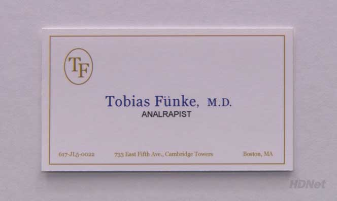 The 20 funniest business cards of all time gallery for Tobias business card