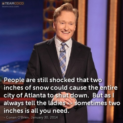 two inches conan