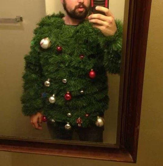 ugly christmas sweate