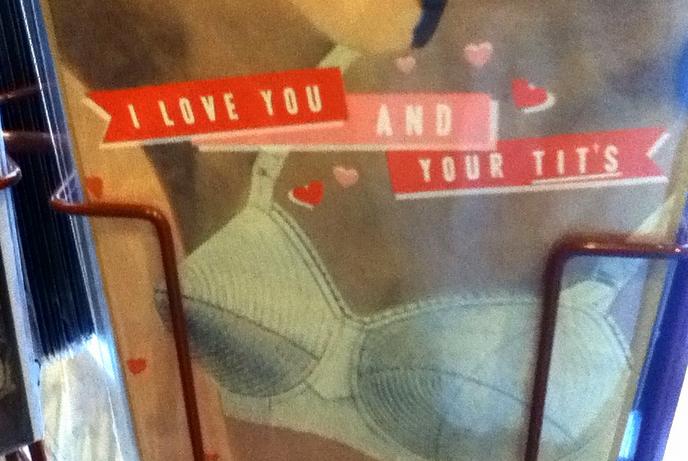 valentines cards honest