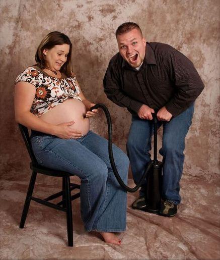 weirdest pregnancy photos