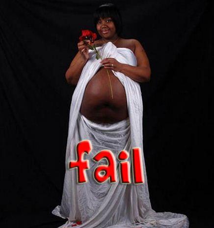 worst pregnant photos ever