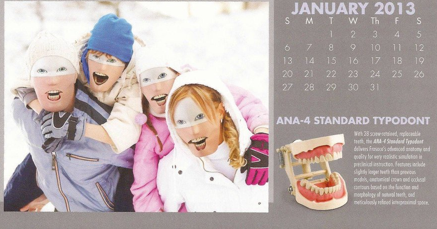 wtf company calendar