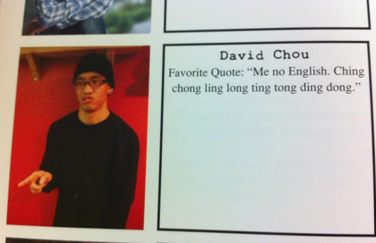 The 100 Funniest Yearbook Quotes Ever (GALLERY)