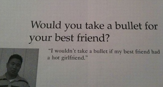 yearbook quote hot