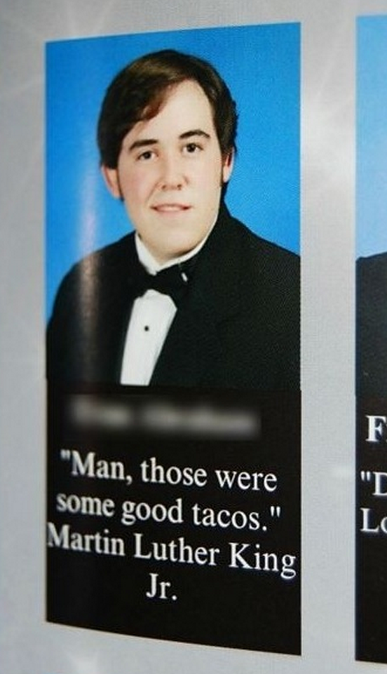 Good Yearbook Quotes Impressive The 48 Funniest Yearbook Quotes Ever GALLERY WorldWideInterweb