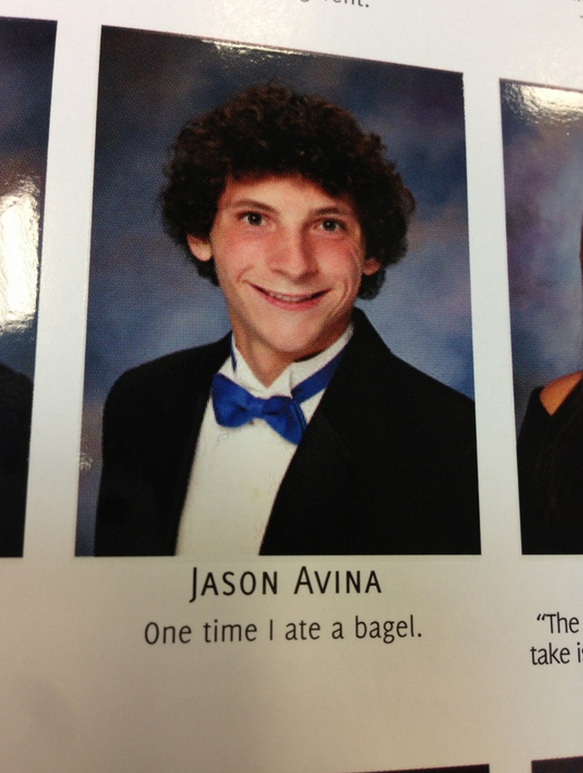 Good Yearbook Quotes Interesting The 48 Funniest Yearbook Quotes Ever GALLERY WorldWideInterweb