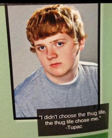 yearbook quotes funny
