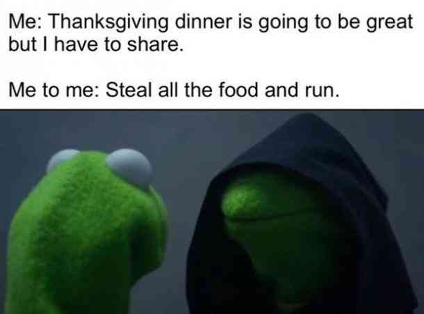 34 Of The Funniest Thanksgiving Memes Ever