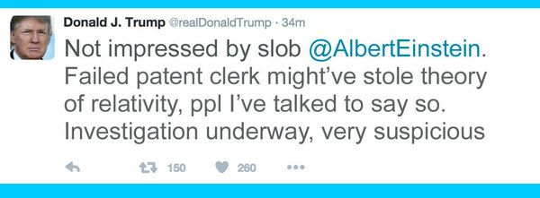 15 of the Dumbest Things Ever Tweeted by Donald Trump ...