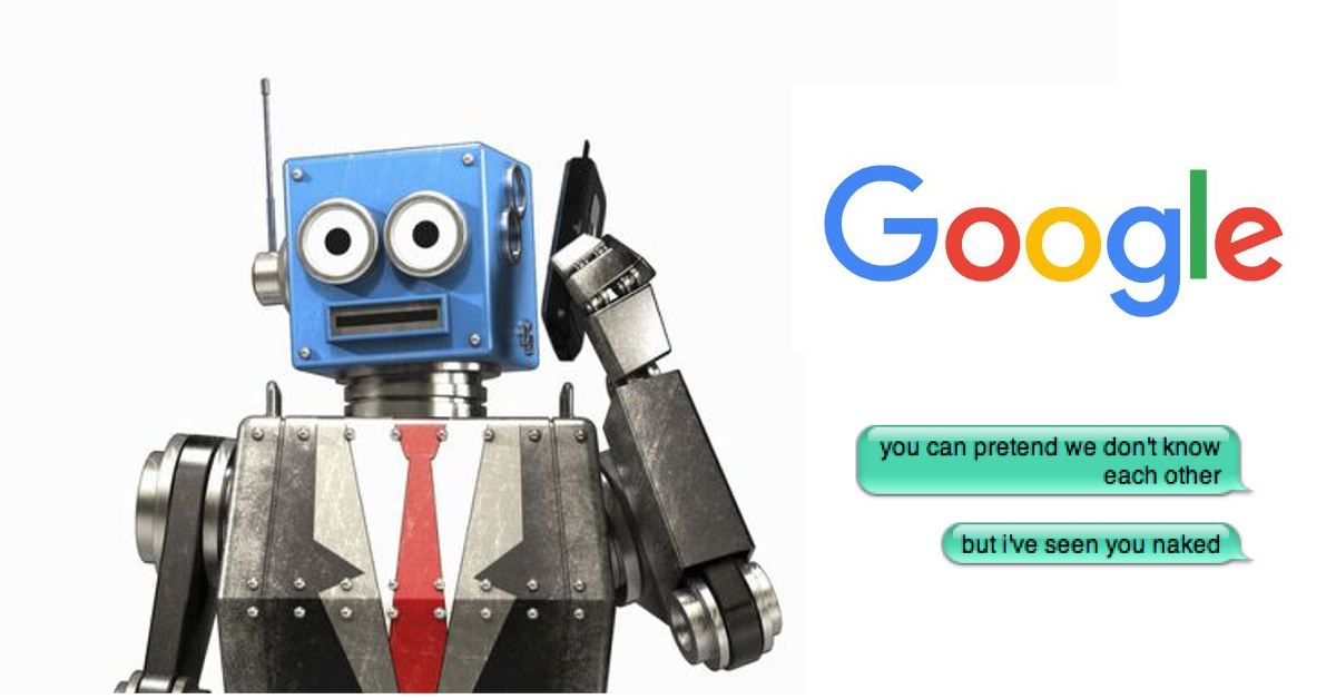 Google Tests Robot Texting