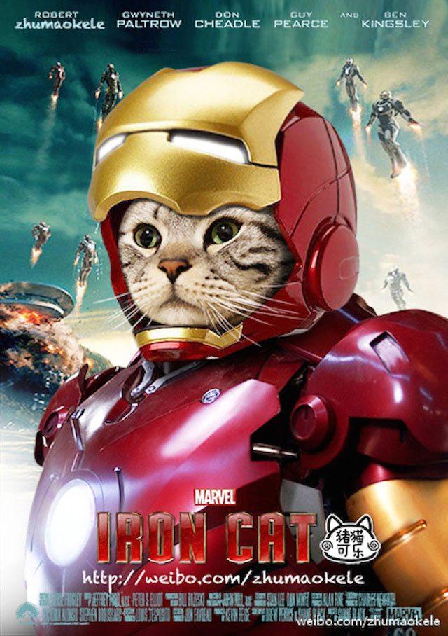 Internet Marvel Superheroes