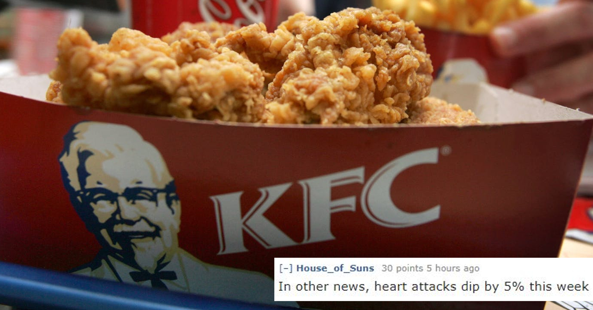 Kfc Jokes: KFC Chicken Shortage Leads To Fowl Internet Jokes