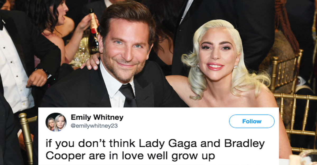 Lady Gaga And Bradley Cooper Romance Rumors Abound After She Splits