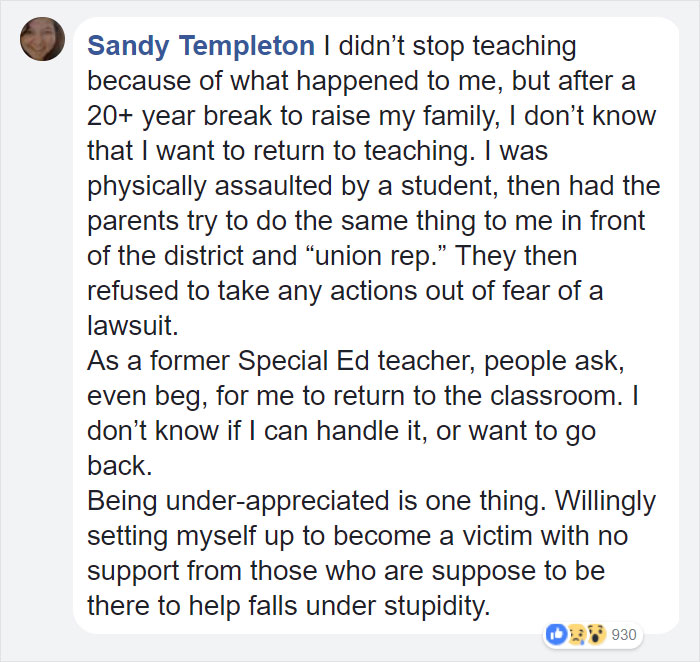 Teachers, teacher struggles, spoiled students, teacher fed up with students, teacher goes off on parents, coddled kids, spoiled kids, viral story, teacher story, teacher goes off on Facebook, teacher Facebook rant, trending, viral story, Facebook, reddit, twitter