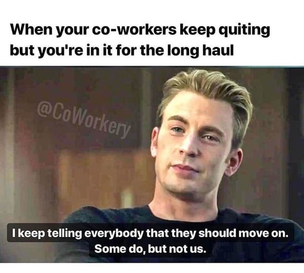 co-worker meme funny