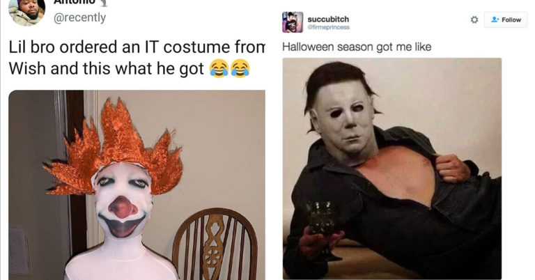 45 Of The Funniest Halloween Memes Of All Time