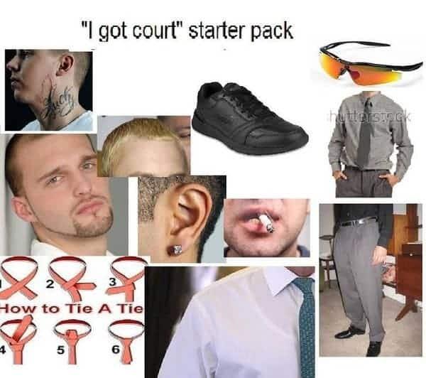 i got court starter pack