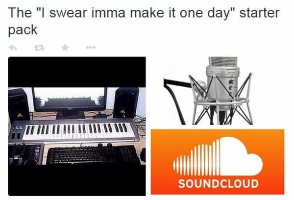best starter back memes