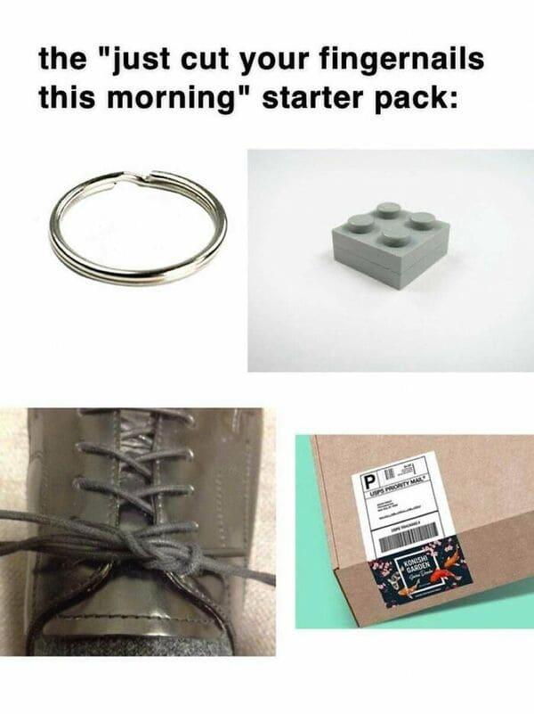 funny starter pack