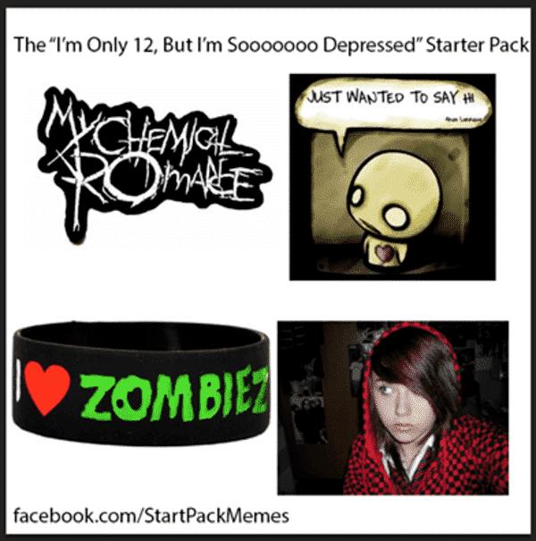 starter packs funny pics