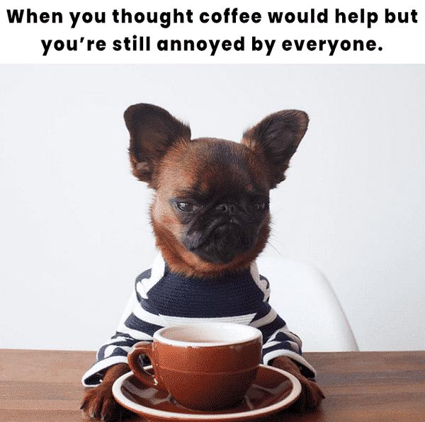 coffee cartoon illustration