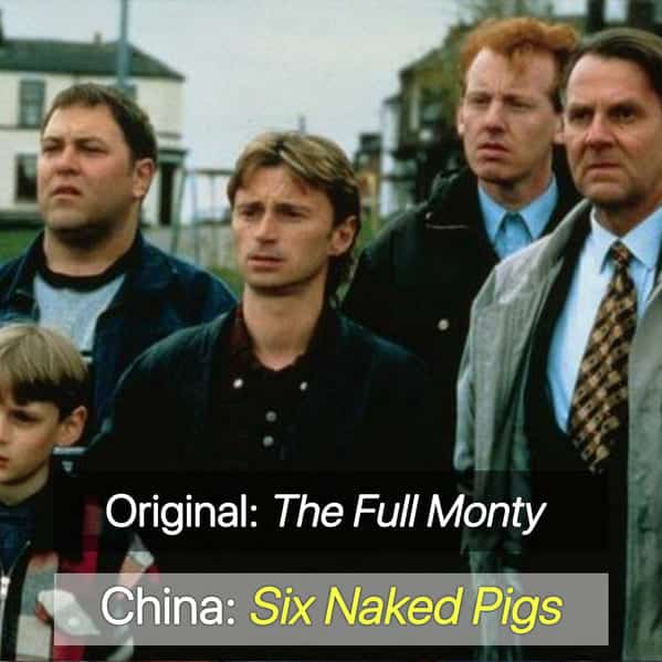 Alternate titles for famous movies, films in foreign countries, renamed movies, funny movie titles used in other countries, cinema, lol, wtf, weird movie titles, lost in translation