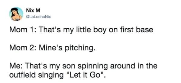 raising boys is easier, funny parenting memes, kids, jokes