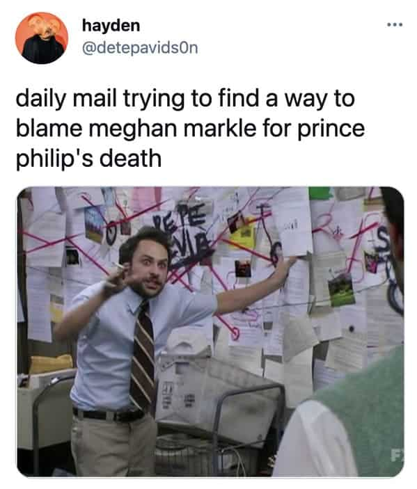 Prince philip death funny tweets, funny jokes about prince Philip dying, mean jokes, death, dying, dead, the royal family, Buckingham palace, RIP prince Philip