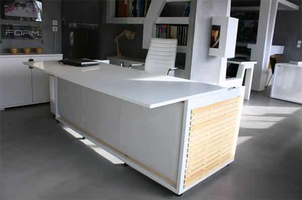 Nap desks, studionl, wow, cool design, ingenious design, office work, sleep at work in this new desk