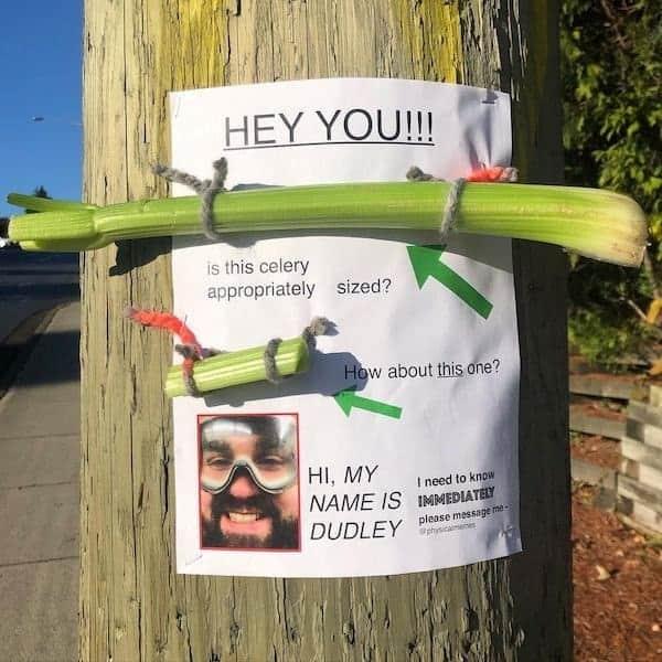street flyers
